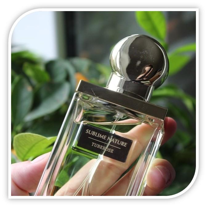 Perfumy sublime nature tuberose - zapach Oriflame